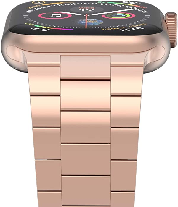 The Best Rose Gold Mesh Apple Watch Bands 38Mm