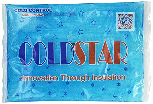 """UPC 717076044943, Graham-Field 9122A Reusable Hot/Cold Gel Packs, 6"""" x 9"""" (Pack of 24)"""