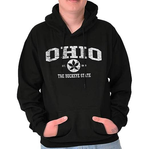 23cd042fbcf Amazon.com  Ohio State Buckeye USA American Cool Athletic Wear USA ...
