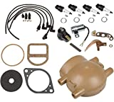 8n tractor parts - Complete Tune Up Kit for Ford 9N 2N & 8N Tractors with Front Mount Distributor