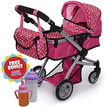 Amazon.com: Like Bugaboo Doll Stroller: Toys & Games