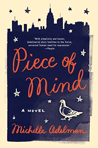 Piece of Mind: A Novel cover
