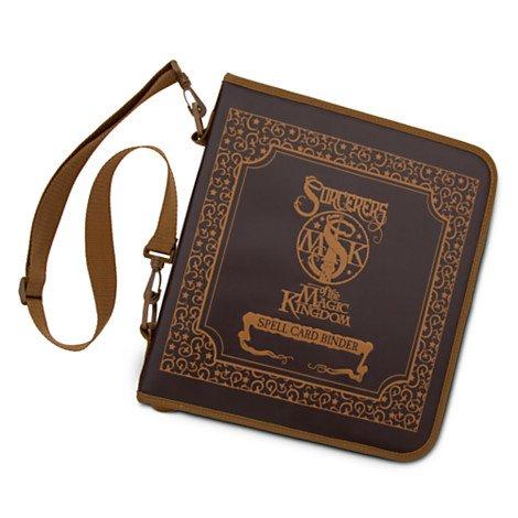 - Disney Sorcerers of the Magic Kingdom Spell Card Binder