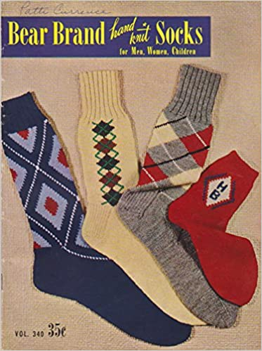 Amazon com: Bear Brand Hand Knit Socks for Men, Women and