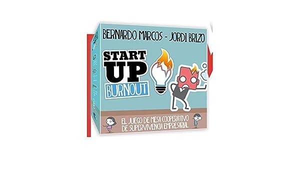 Black Box Work Start Up Burnout - Juego de Mesa en Castellano: Amazon.es: Juguetes y juegos