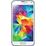 Samsung Galaxy S5 SM-G900FD Factory Unlocked Cellphone, International Version, Retail Packaging, 16GB, White
