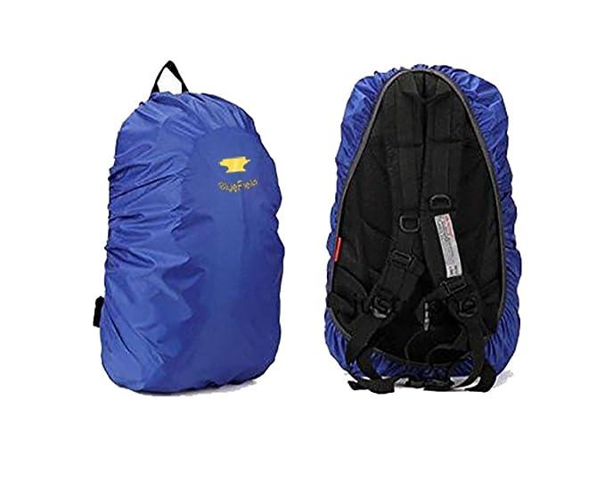 Amazon.com: BLUEFIELD Mochila lluvia bolsa para senderismo ...