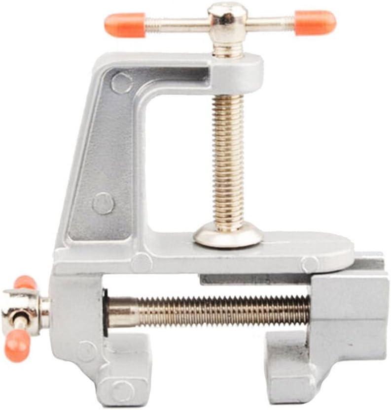 Chowcencen 5881 Portable 30mm en Alliage daluminium Table Vise Table /étaux 5881 Bricolage Table des m/énages Banc de Serrage Outils