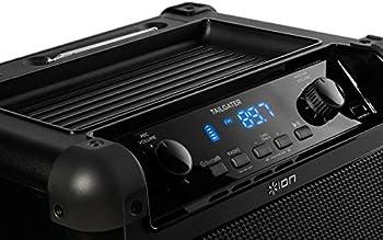 Ion Audio Tailgater (Ipa77) | Portable Bluetooth Pa Speaker With Mic, Amfm Radio, & Usb Charge Port 4