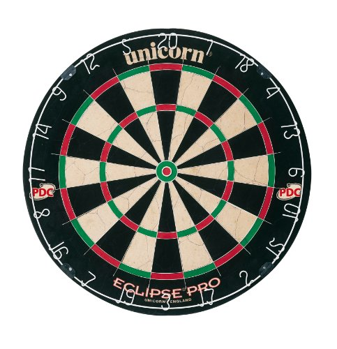 Unicorn Bristle Dartboard Eclipse, 054722794037