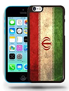 Iran National Vintage Flag Phone Case Cover Designs for iPhone 5C