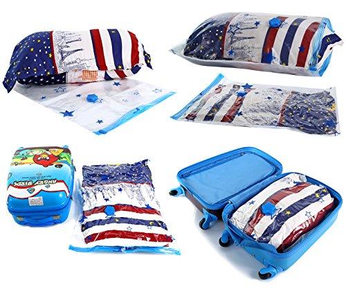 Flat Pack Storage Bags - 4