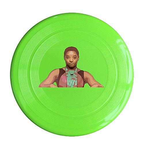 Greenday Simone Bile High Quality Plastic Frisbee - Rayban Imitation