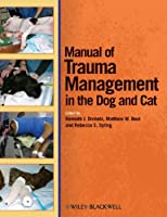 Manual of Trauma Management in the Dog and Cat Front Cover