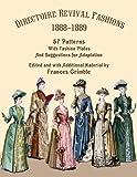 Directoire Revival Fashions 1888-1889: 57