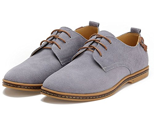 Fangsto Shoes, Herren Schuhe , Multicolor - grau - Größe: 41 EU
