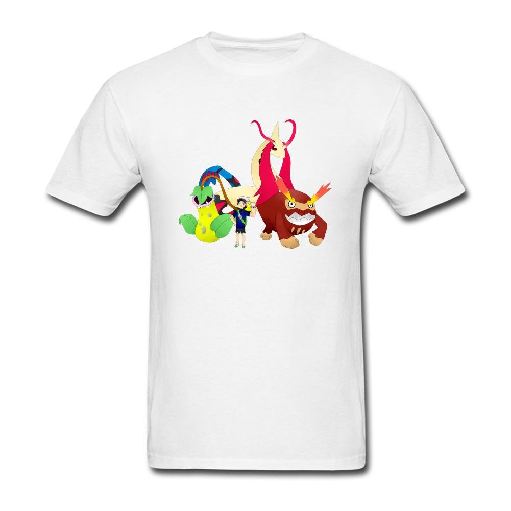 Kingdiny Men's TyranitarTube Fan Art T Shirt