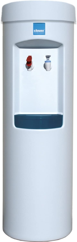Clover D7a Hot And Cold Bottleless Water Dispenser Black Kitchen Dining