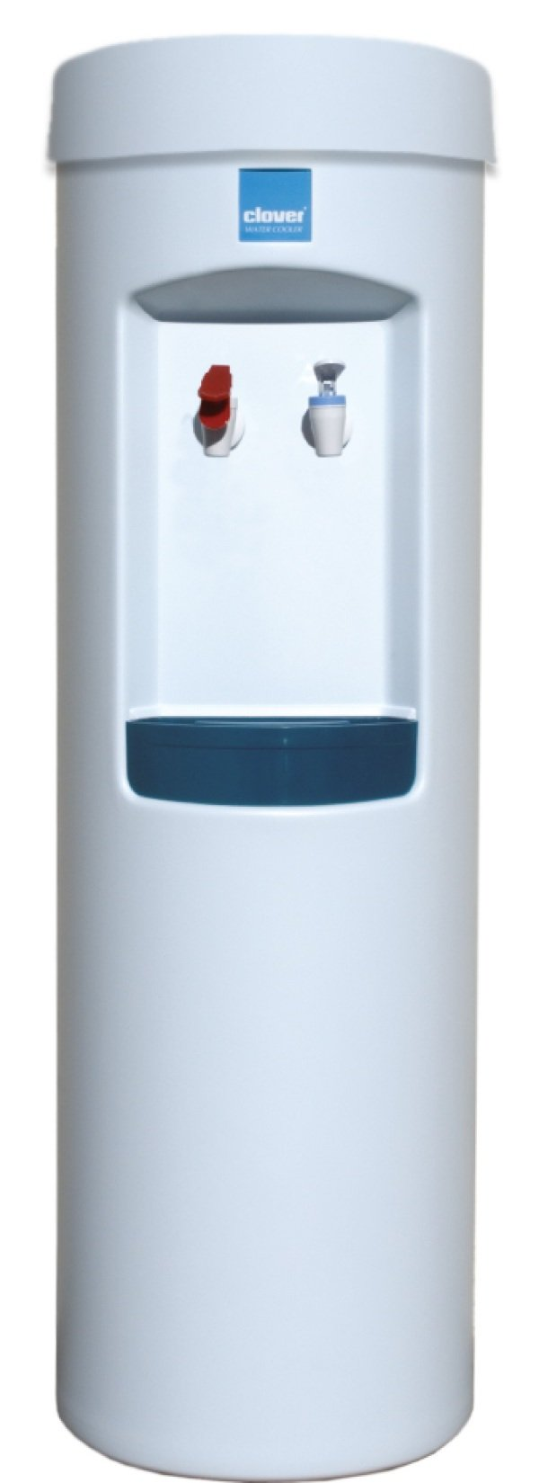 Clover D7A Hot and Cold Bottleless Water Dispenser, White by Clover
