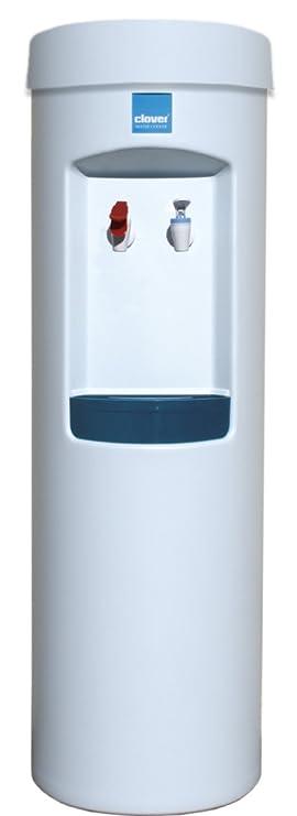 Clover D7 A caliente y fría dispensador de agua Bottleless, Negro ...