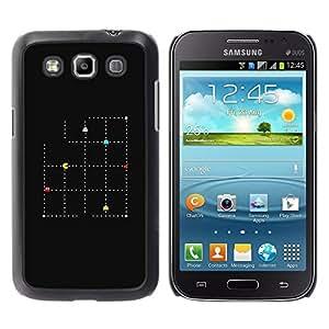 [Neutron-Star] Snap-on Series Teléfono Carcasa Funda Case Caso para Samsung Galaxy Win I8550 [Minimalista Pc Juego Retro Hipster]