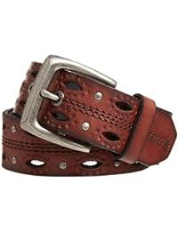 Women's Dearborn Studded Leather Belt