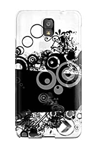 Mary P. Sanders's Shop New Arrival Case Cover With Design For Galaxy Note 3- Abstract 1334297K45769723