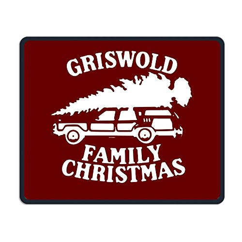 Price comparison product image Griswold Family Christmas Vacation Mouse Pads Non-Slip Gaming Mouse Pad Mousepad For Working,Gaming And Other Entertainment