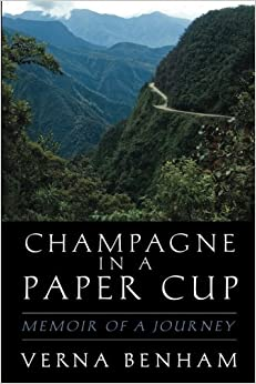 Champagne in a Paper Cup by Verna Benham (2012-11-28)