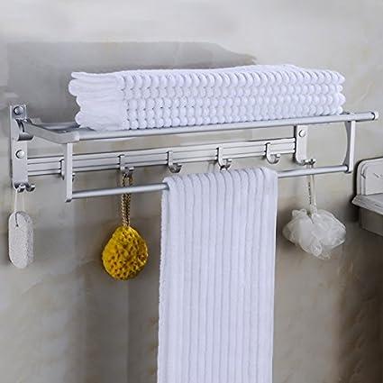 YROAR Los Baños Son Integrados Estantería baño toallero 5 ...