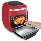 GoWISE USA 11.6-Quart Air Fryer Toaster Oven with
