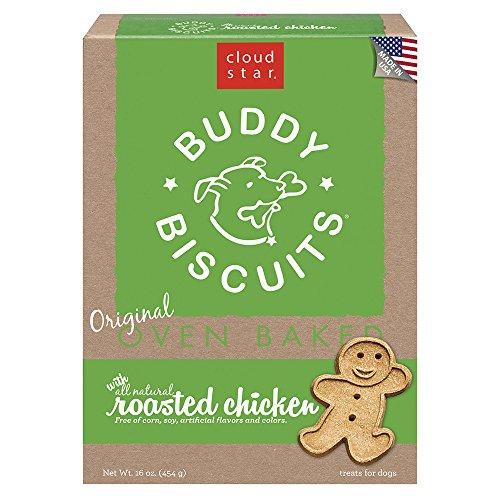 Buddy Biscuits Dog Treats Chicken