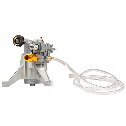 QWERTOUY Lavadora de presión de la Bomba 2900 PSI 2.3 GPM 7/8