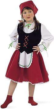 Limit Sport - Disfraz de pastorcita para niña (MI421): Amazon.es ...