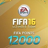 EA Sports FIFA 16 - 12000 FIFA Points - PS3 [Digital Code]
