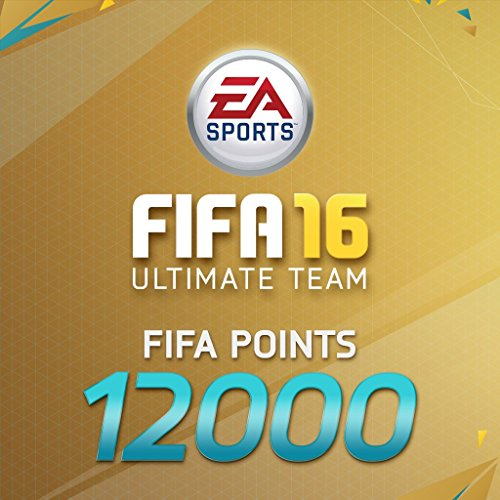 EA Sports FIFA 16 - 12000 FIFA Points - PS4 [Digital Code] by Electronic Arts