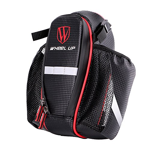 Why Should You Buy WATERFLY Bike Saddle Bag Waterproof Bicycle Package Bike Seat Bags Pouch Water Bo...