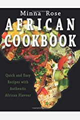 African Cookbook: Quick and Easy Recipes with Authentic Flavour (Cultural Tastes) Paperback