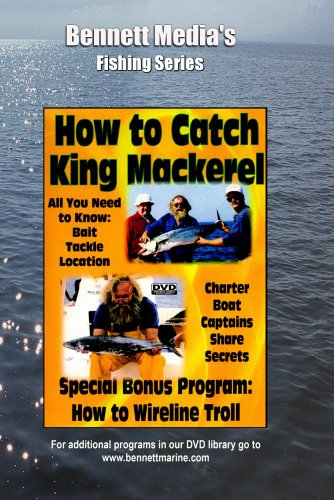 How To Catch King Mackerel & How To Wireline ()