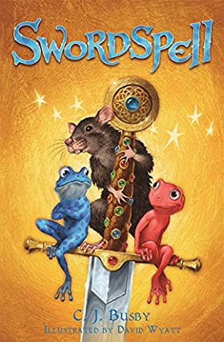 book cover of Swordspell