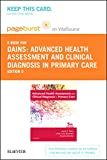 img - for Advanced Healh Assessment and Clinical Diagnosis in Primary Care - Elsevier eBook on VitalSource (Retail Access Card), 5e book / textbook / text book