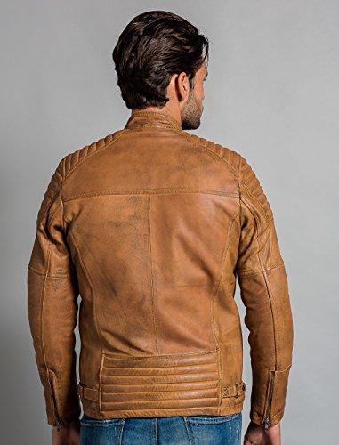 Giacca Urban Tan Da Uomo Taglia L Ur 377 Leather Ralph qgxw1rtgpP