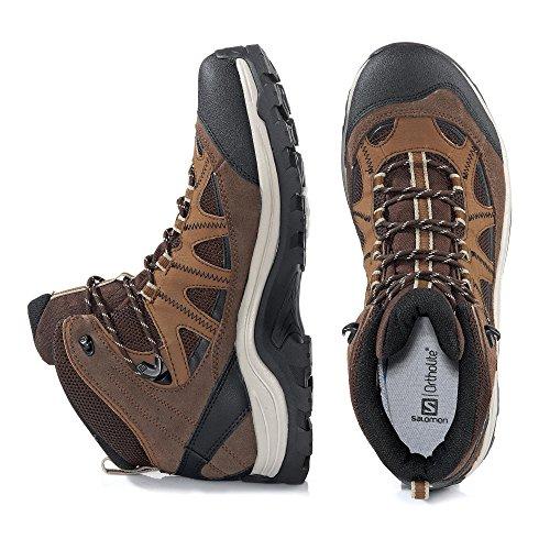Salomon Authentic LTR GTX Chaussures de Randonnée Hautes Imperméables Homme 2