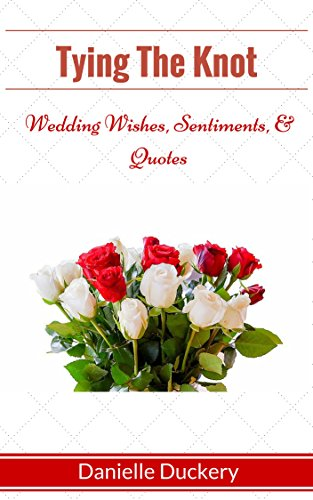 Wedding Wishes Quotes | Amazon Com Tying The Knot Wedding Wishes Sentiments Quotes