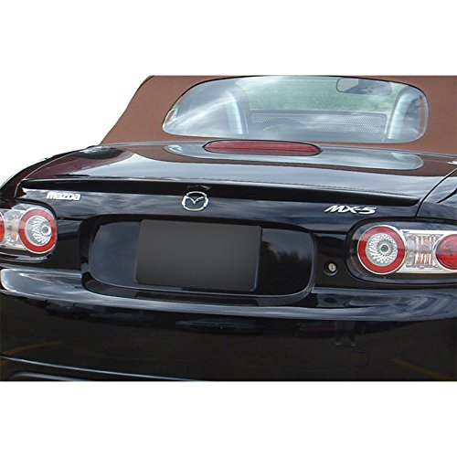 Upgrade Your Auto Premium FX Paintable Factory Style Flush Mount Spoiler for 06-11 Mazda Miata (06 Flush Mount Wing)