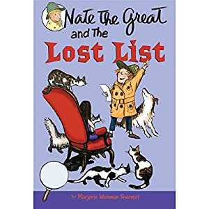 Nate the Great and the Lost List Audiobook