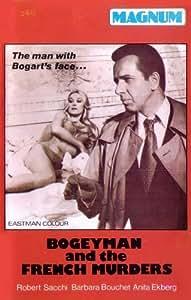 The French Sex Murders Movie Poster (11 x 17 Inches - 28cm x 44cm) (1972) Italian Style A -(Anita Ekberg)(Rosalba Neri)(Evelyne Kraft)(Howard Vernon)(Pietro Martellanza)(Barbara Bouchet)