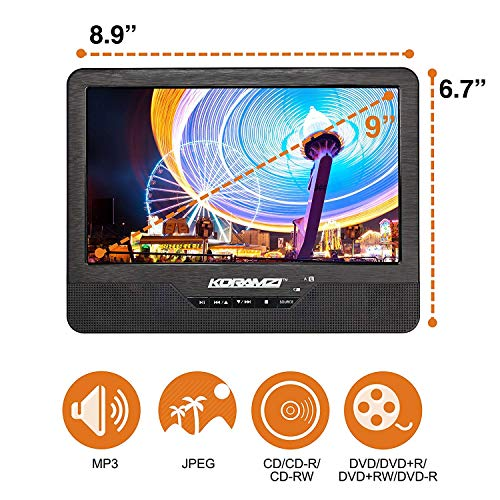 Buy portable dvd player for car