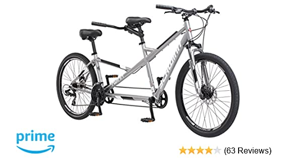 a98cdf3d5 Amazon.com   Schwinn Twinn Tandem Large Bicycle