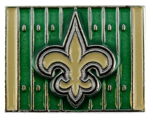 NFL New Orleans Saints Yardage Pin